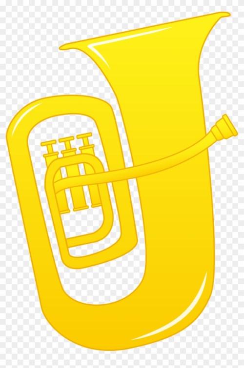 small resolution of tuba clip art cartoon tuba 755369