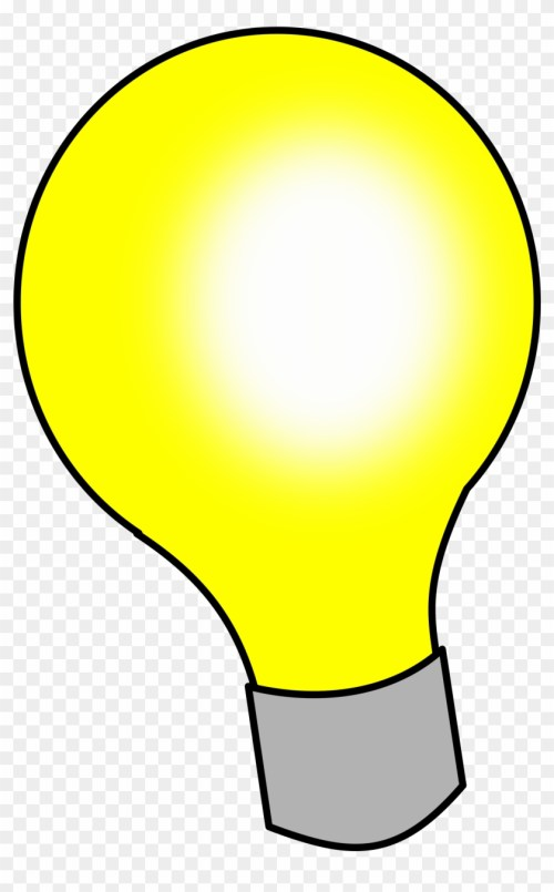 small resolution of microsoft clipart light bulb light bulb clip art black background 142466