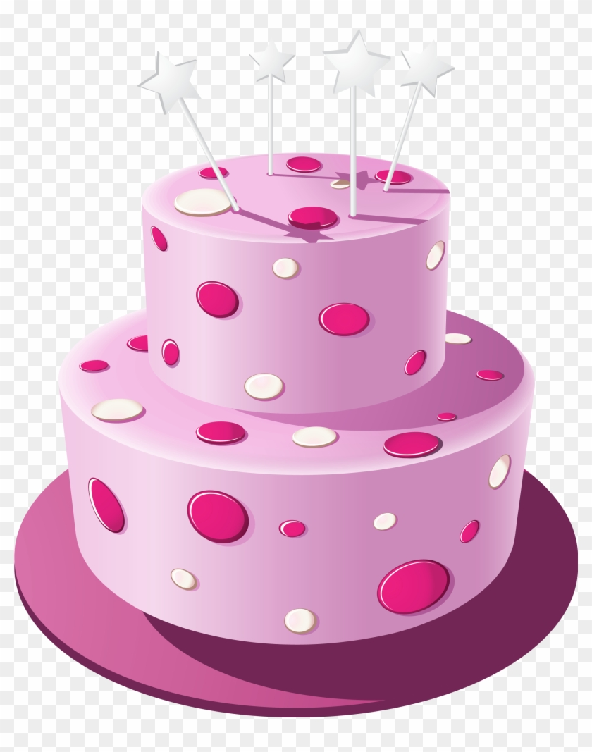 Clipart Pink Cake Png Image Gallery Yopriceville High Birthday
