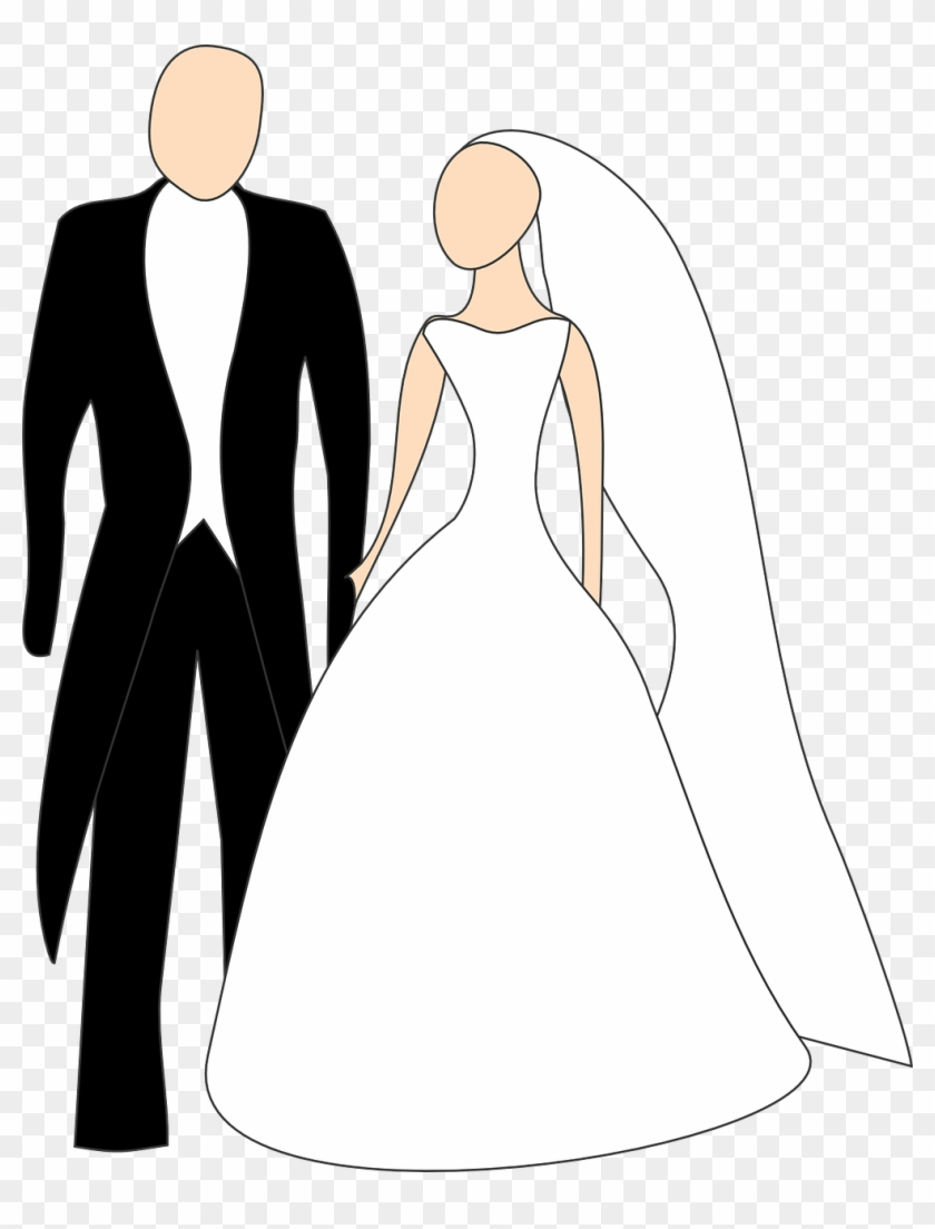 medium resolution of bride and groom clip art at vector clip art bride and groom clipart