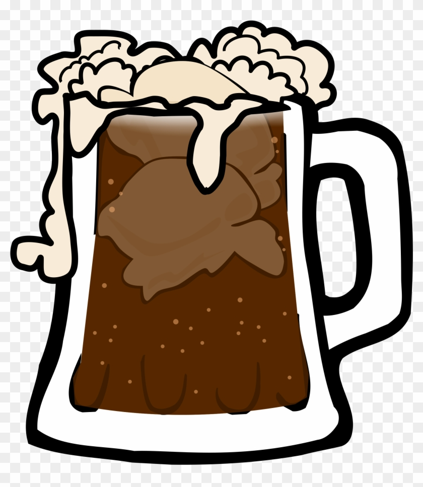 hight resolution of big image root beer float clip art
