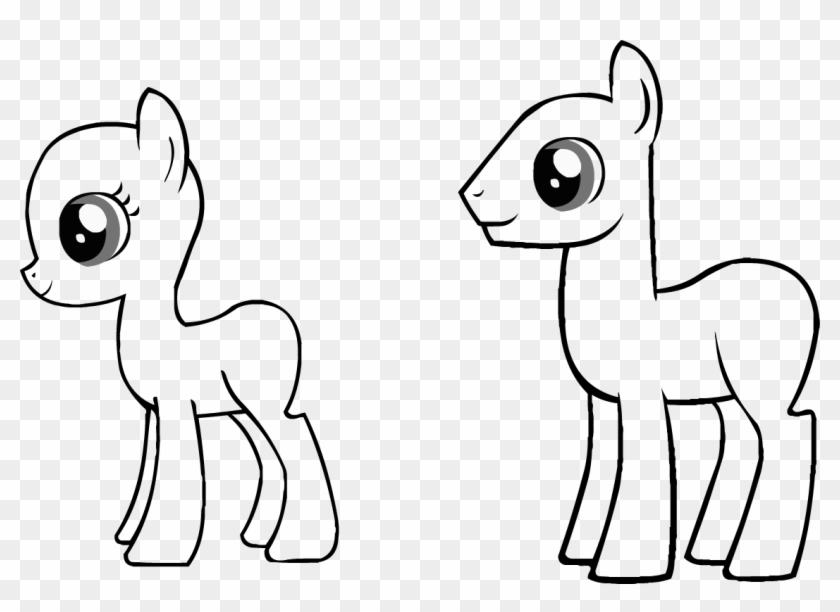 100 Ideas Baby My Little Pony Coloring Pages On Gerardduchemann My Little Pony Create Your Own Pony Free Transparent Png Clipart Images Download
