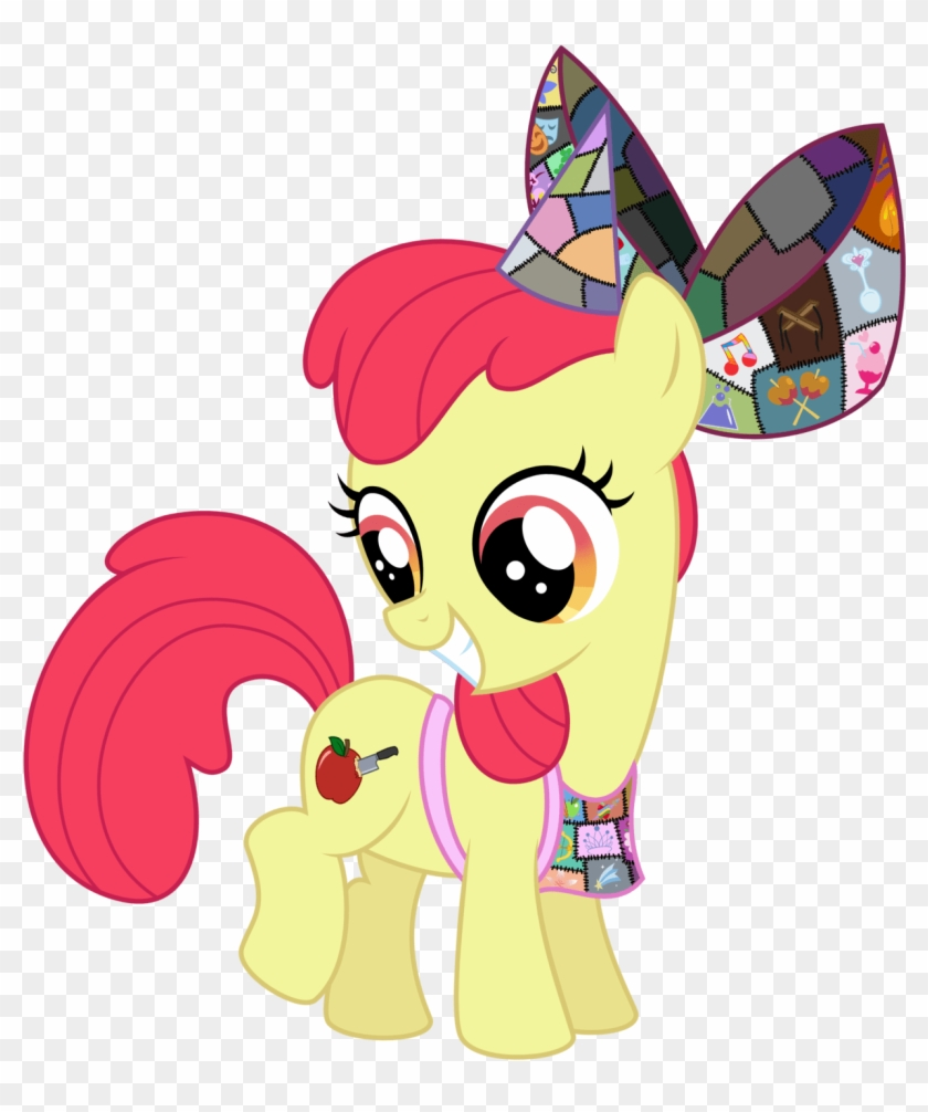 Mlp Cupcakes Apple Bloom Free Transparent Png Clipart Images Download