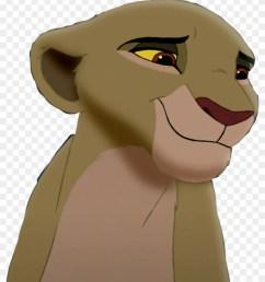 the lion king clipart transparent kiara lion king 2 [ 840 x 987 Pixel ]