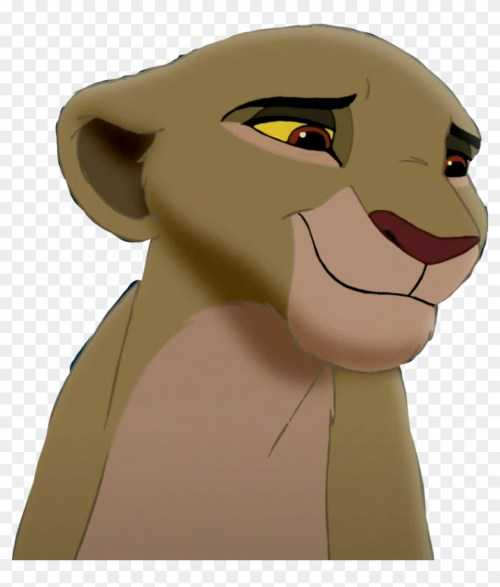 small resolution of the lion king clipart transparent kiara lion king 2