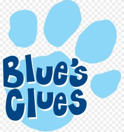 shrewd pictures of blues clues blue s favourites by blues clues logo png 870379 [ 840 x 979 Pixel ]