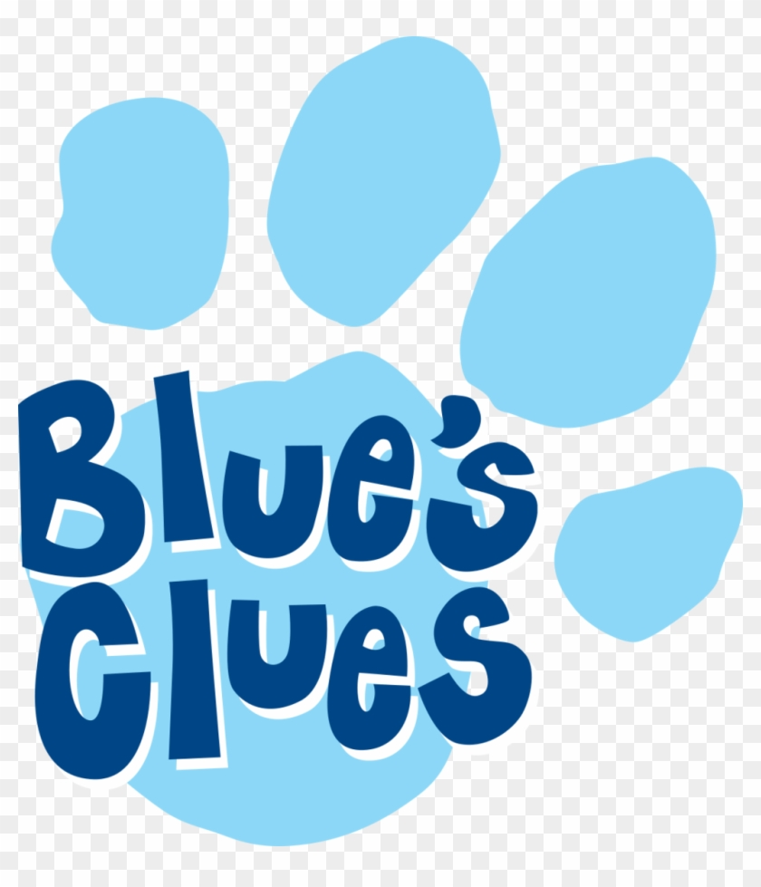 hight resolution of shrewd pictures of blues clues blue s favourites by blues clues logo png 870379