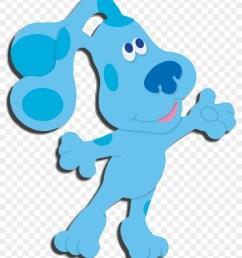blue blues clues png 876669 [ 840 x 1039 Pixel ]