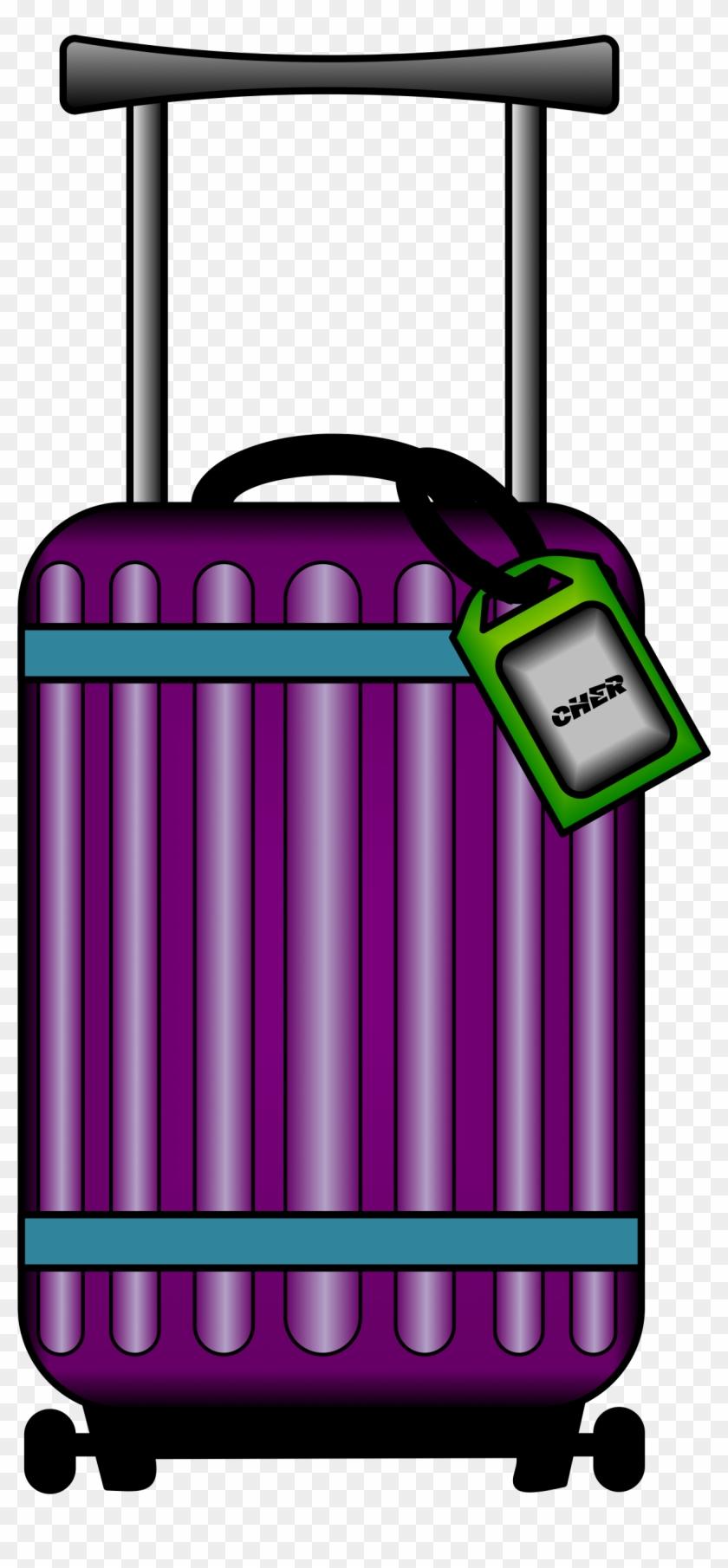 hight resolution of travel maleta clipart