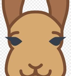 llama clipart face icon [ 840 x 1427 Pixel ]