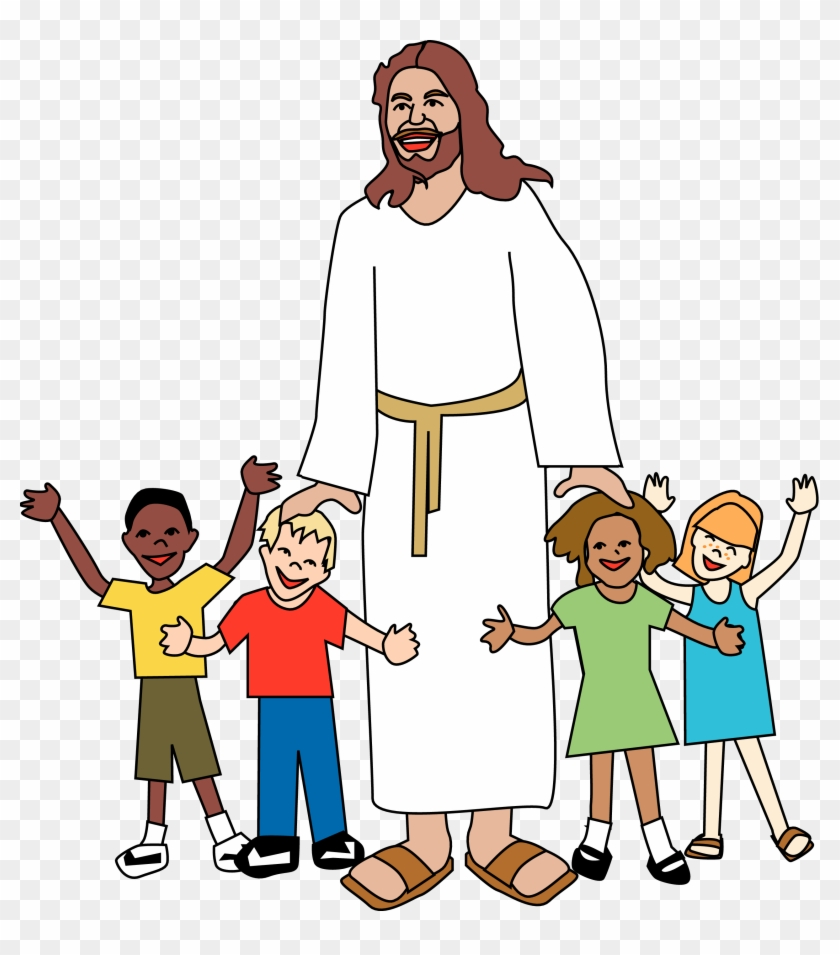 hight resolution of sunday school jesus clip art merry christmas amp happy jesus and kids