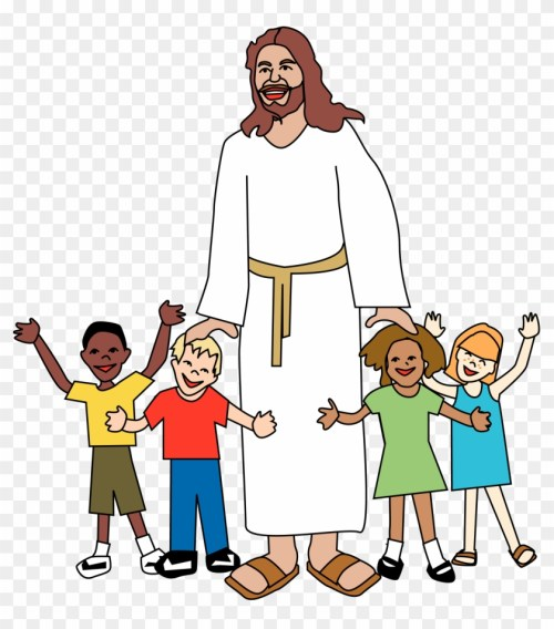 small resolution of sunday school jesus clip art merry christmas amp happy jesus and kids