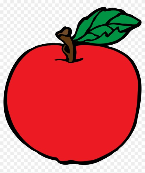small resolution of apple clipart background free clipart apple 21107