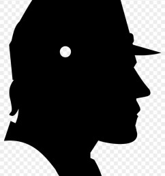head silhouette person clipart free civil war soldier profile 21530 [ 840 x 1172 Pixel ]