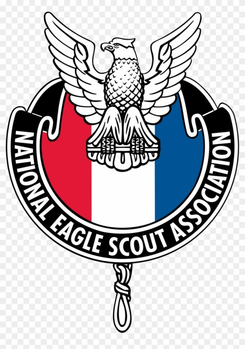 small resolution of national eagle scout association national eagle scout association logo 168802