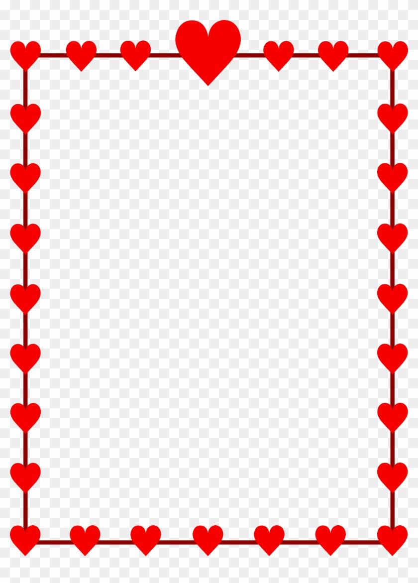medium resolution of free valentine clipart valentines day border clip art 169541