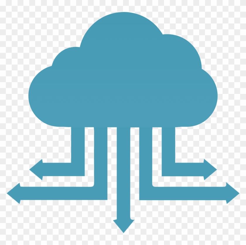 ajubeo cloud infrastructure icon