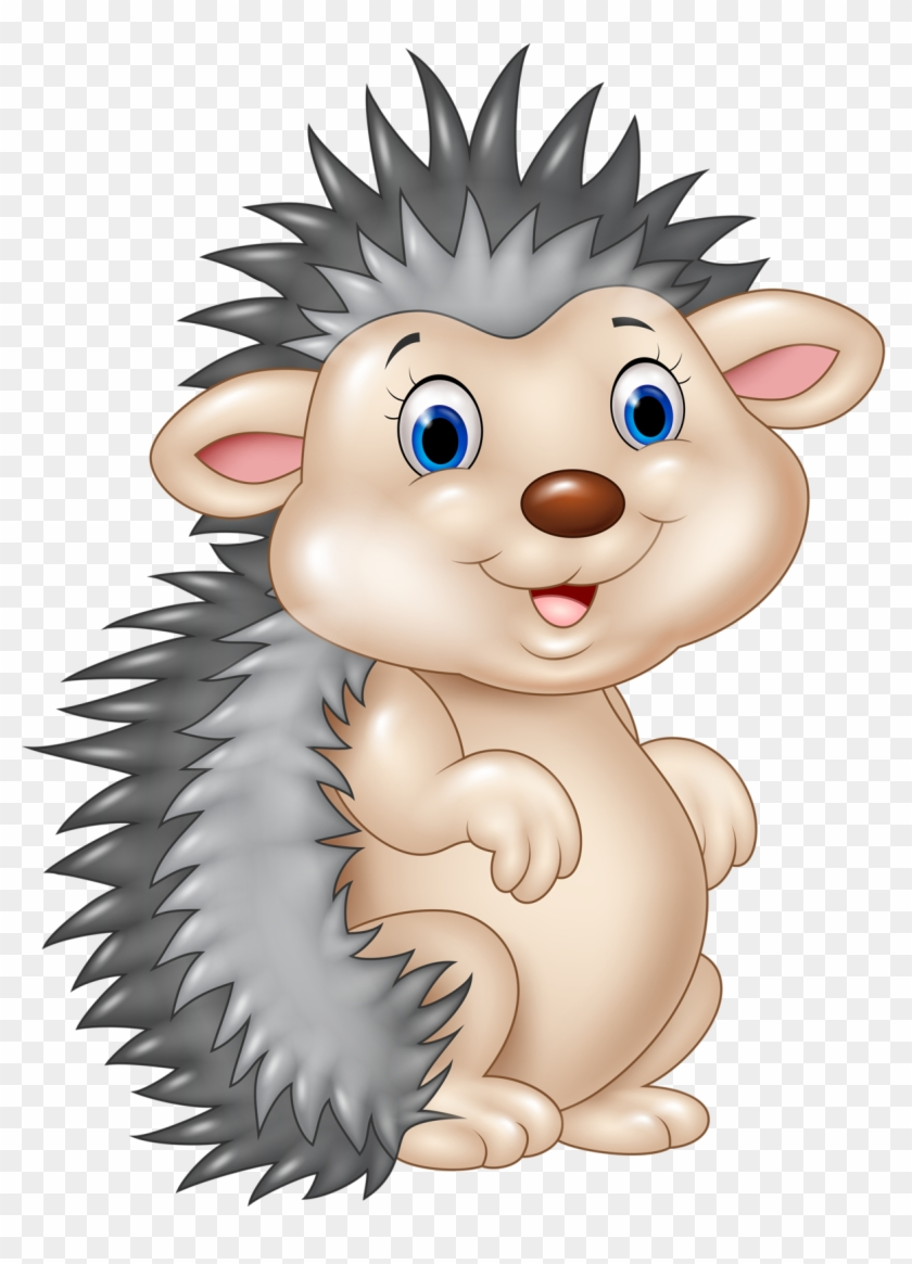 medium resolution of baby animal clipart wooden hedgehog cartoon
