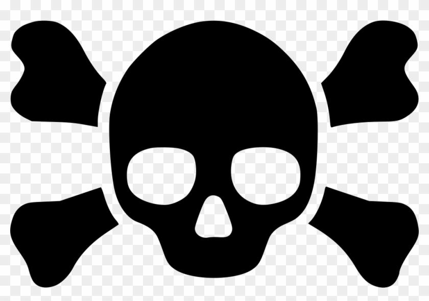 Skull Crossbones Svg Png Icon Free Download Skull And Crossbones Icon Free Transparent Png Clipart Images Download