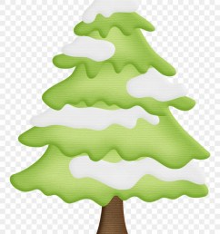 winter clipart christmas tree pine tree with snow clipart [ 840 x 1098 Pixel ]