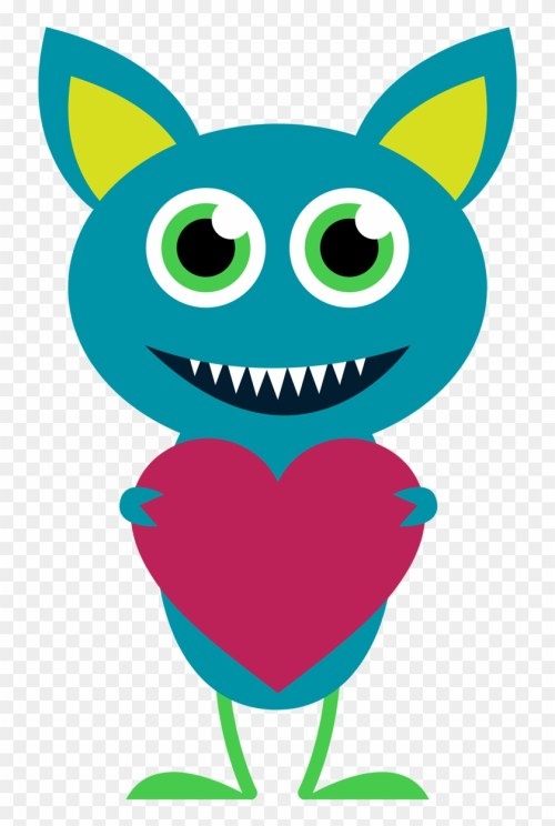 small resolution of monster clipart valentine s day clipart monster