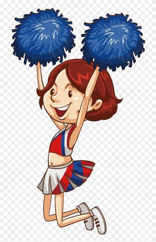 small resolution of cheerleading pom pom royalty free clip art doodle for google cheerleading