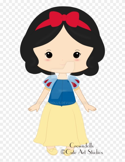 small resolution of dall clipart snow white cute clipart snow white