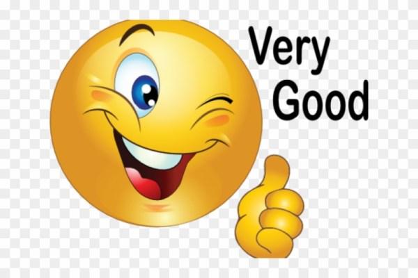 good job clipart - smiley