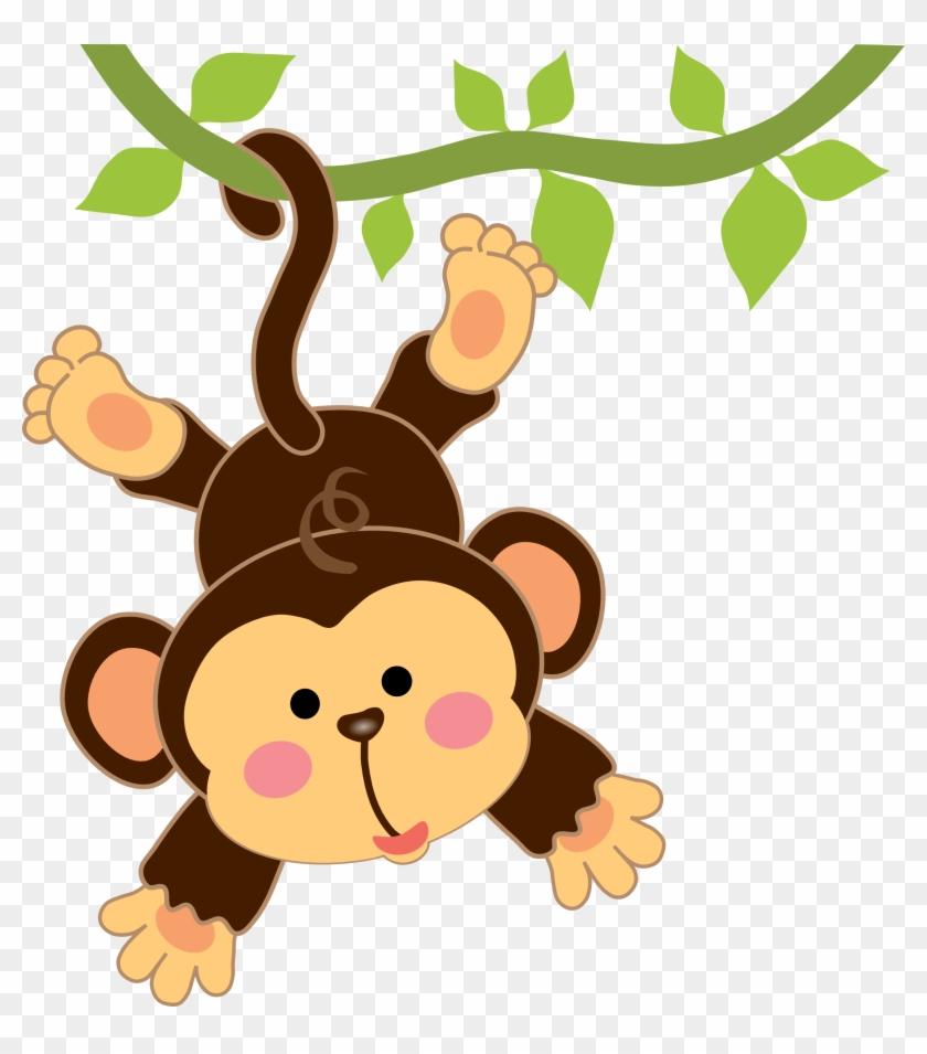 hight resolution of safari clipart monkey macaco safari desenho 177713