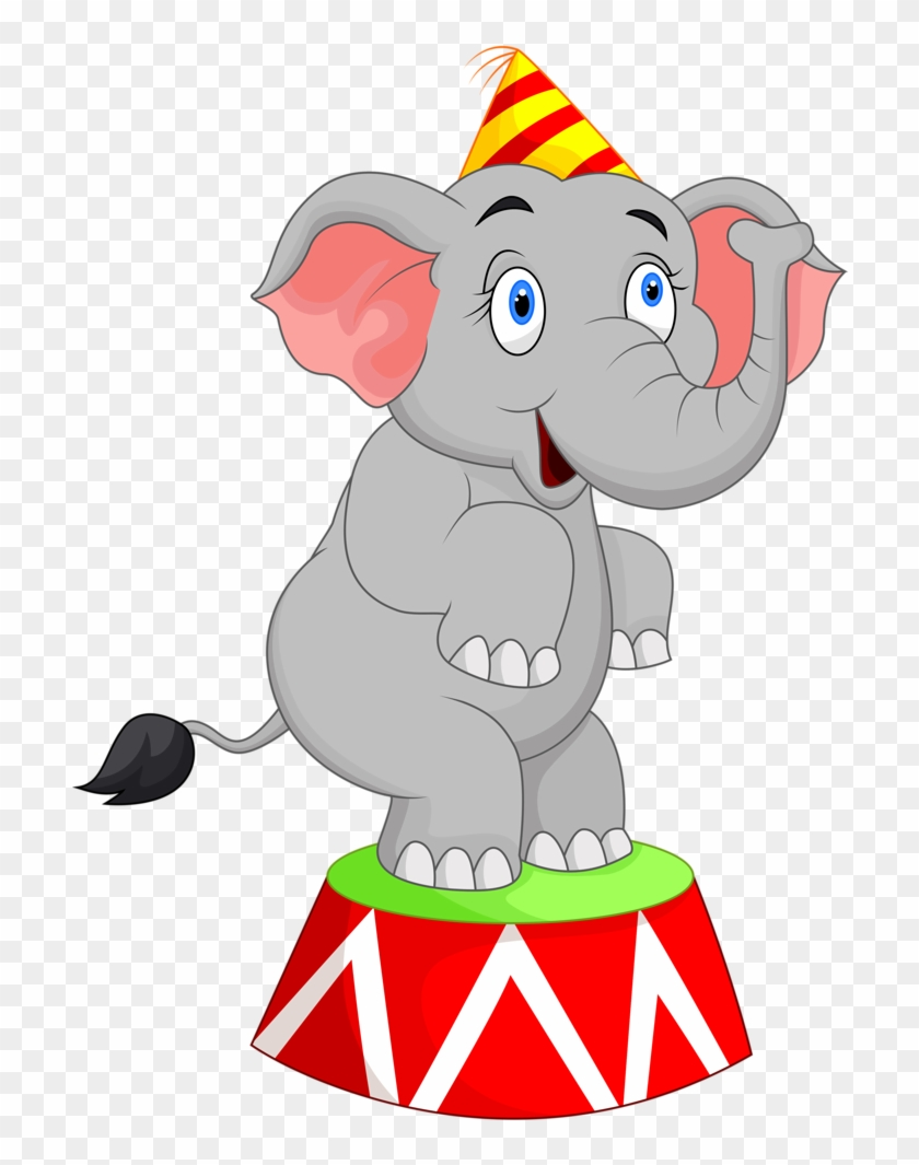hight resolution of carnival circus circus elephant clipart 1006920