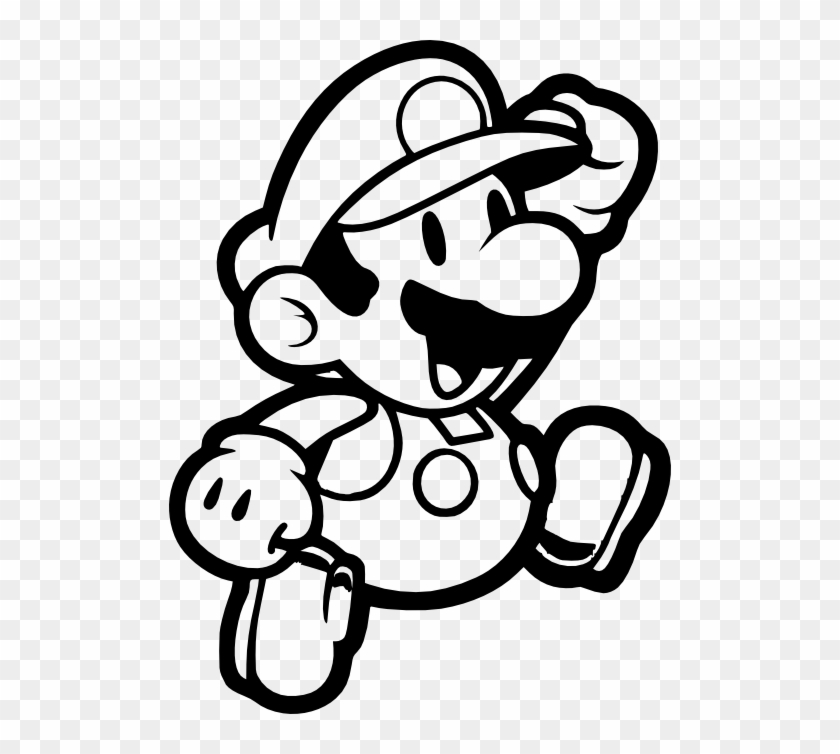 Video Games Personal Use Mario1 Mario Bros Characters Coloring Pages Free Transparent Png Clipart Images Download