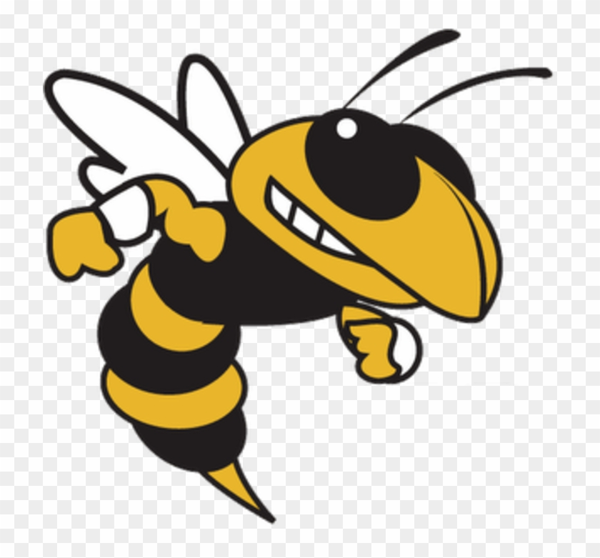 Hornet Clipart Yellow Jacket - Edcouch Elsa Yellow Jackets - Free Transparent PNG Clipart Images Download