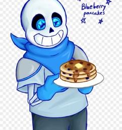 blueberry pancakes by lemurcat cartoon [ 840 x 1068 Pixel ]