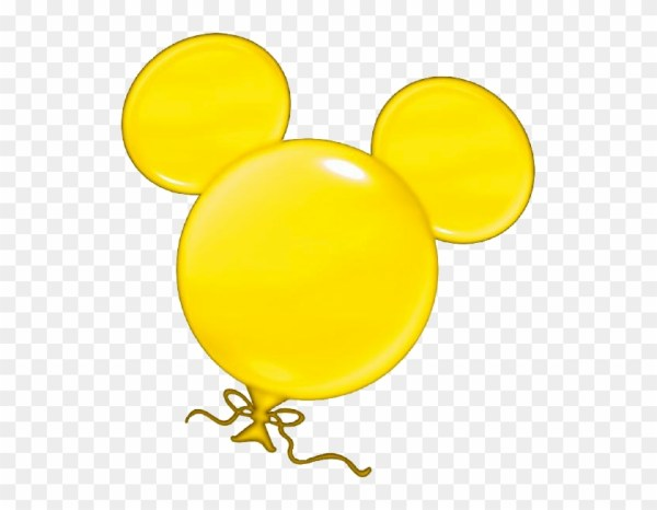 art clipart - mickey mouse head