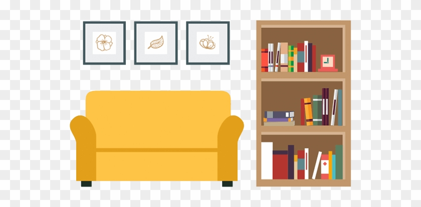 living room pictures clipart wall arts for cartoon interior designs png free 1127503