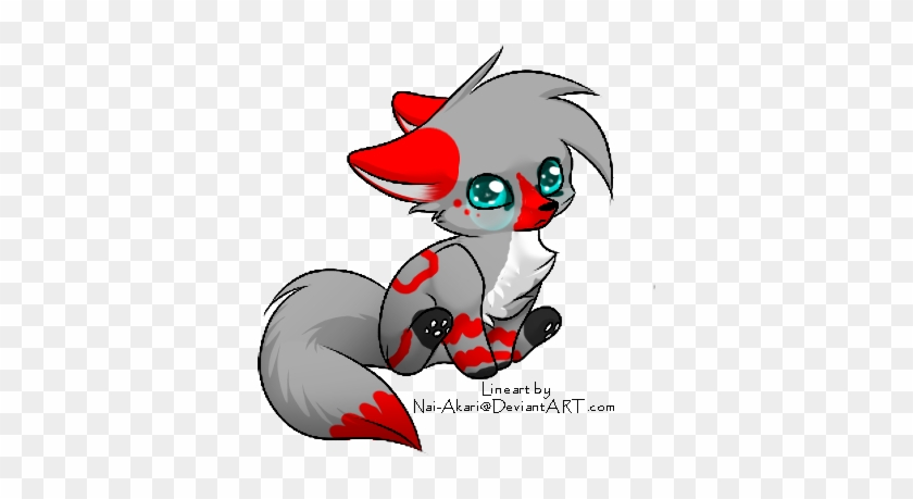 Wolf Cartoon Character Eyes Download Cute Wolf Pup Drawings Free Transparent Png Clipart Images Download