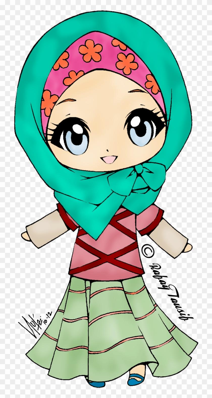 medium resolution of cute muslim teacher clipart 2 by ethan muslim girl cartoon png 1149190