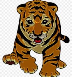 lion cub plastic art tiger clipart 1157644 [ 840 x 1021 Pixel ]