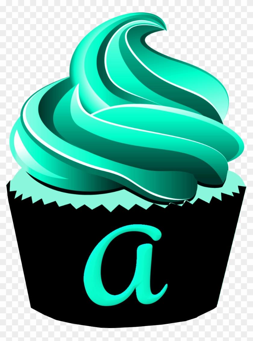 medium resolution of cupcake muffin alphabet chocolate cupcake clipart 1166928