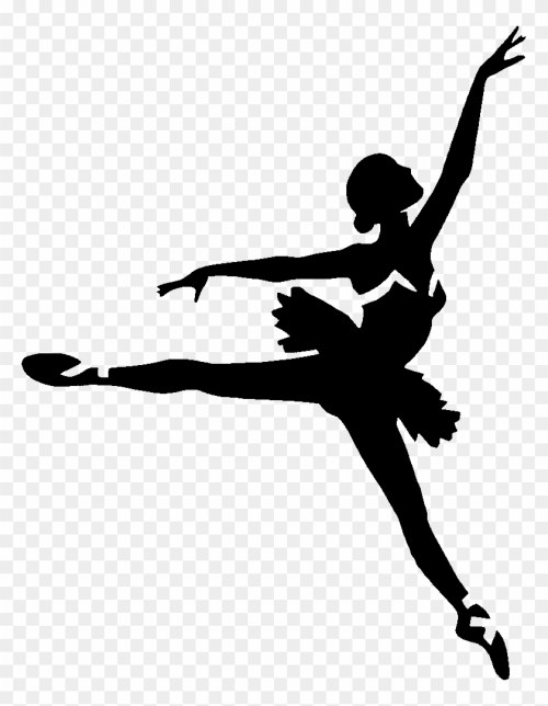 small resolution of ballet dancer clipart free download clip art free clip ballerina black and white png