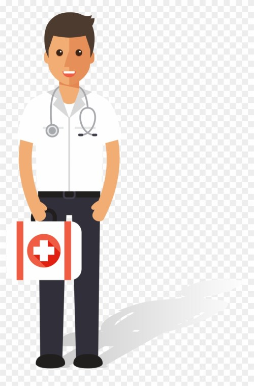 small resolution of nursing physician patient doctor patient transparent clipart 196837
