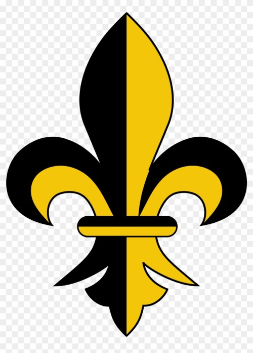 small resolution of fleur de lis acadiana clip art lilje symbol