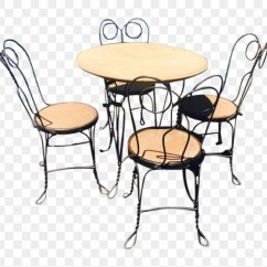 Ice Cream Table And Chairs Cheap Metal 1930 S Parlor Set On Chairish 1186913