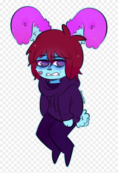small resolution of stressed out by damian fluffy doge cartoon