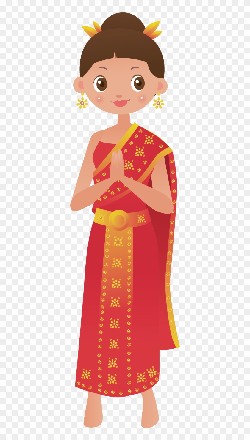 hight resolution of temple coreldraw clip art indian women png