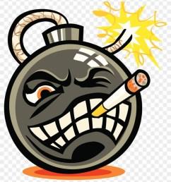evil bomb cartoon image explosive mode 3 mob gets explosive cd 1270559 [ 840 x 963 Pixel ]
