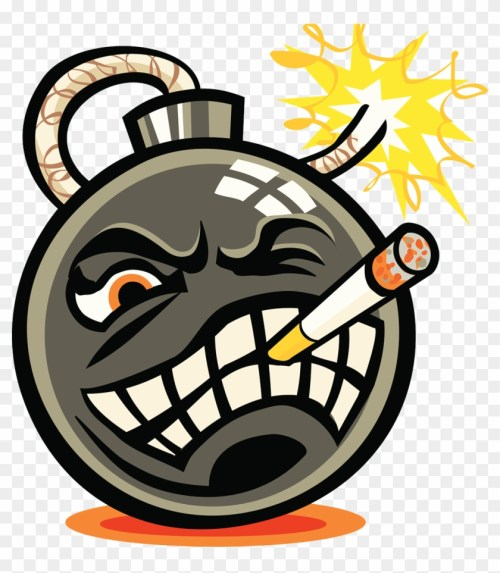 small resolution of evil bomb cartoon image explosive mode 3 mob gets explosive cd 1270559