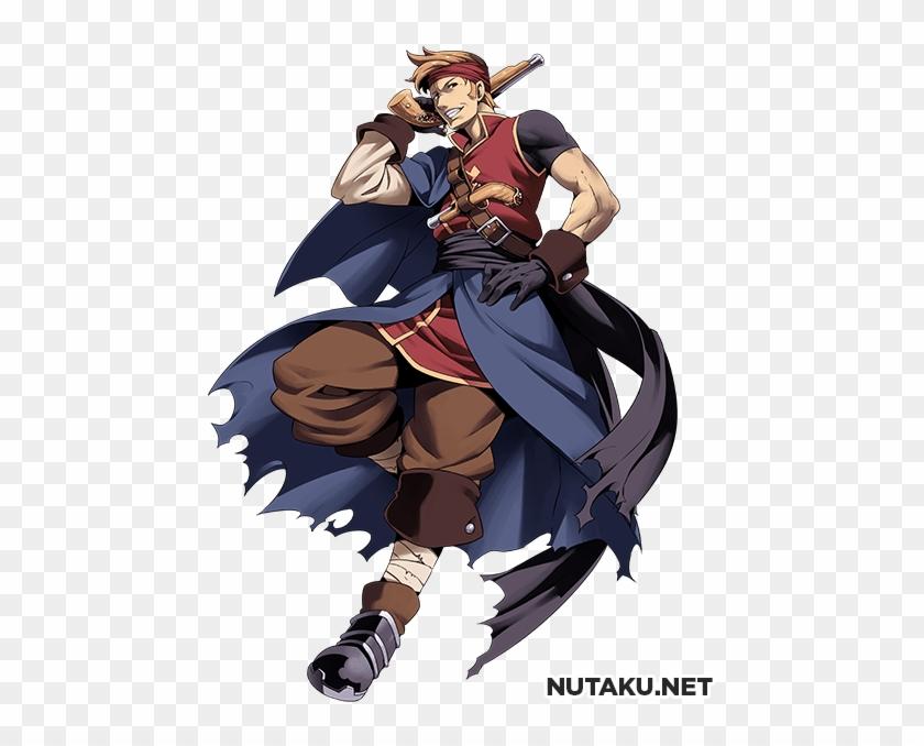 net jack sparrow anime