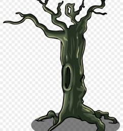 spooky tree sprite 004 tree branch sprite 27443 [ 840 x 1104 Pixel ]