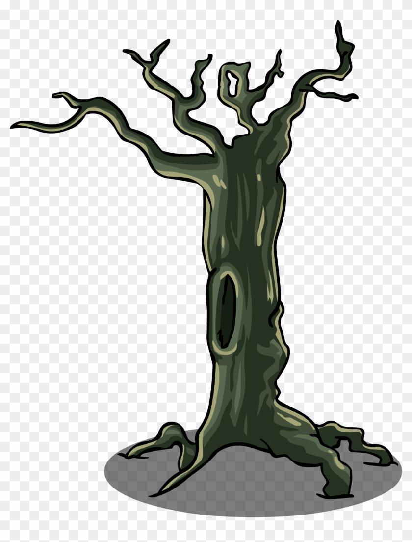 medium resolution of spooky tree sprite 004 tree branch sprite 27443